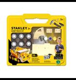 STANLEY JR. LARGE BUILDING KIT DUMP TRUCK