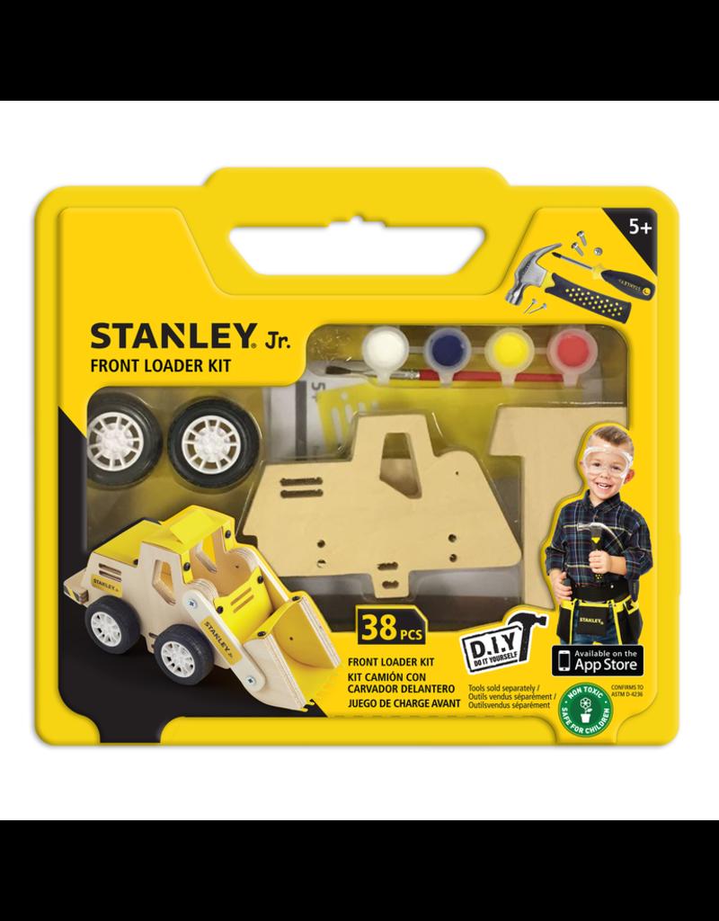 STANLEY JR. MEDIUM BUILDING KIT FRONT LOADER KIT