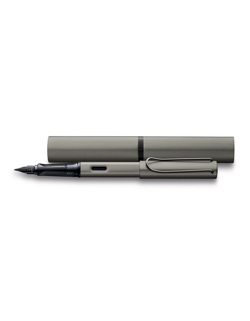 LAMY LAMY LX RU RUTHENIUM FOUNTAIN PEN FINE