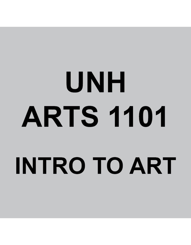 ARTS 1101 - UNH INTRO TO ART