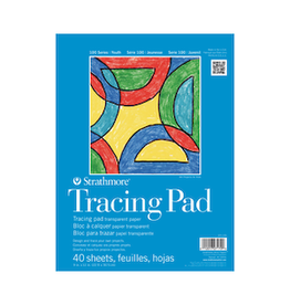 """STRATHMORE TRACING PAD 100-SERIES 9""""x12"""""""