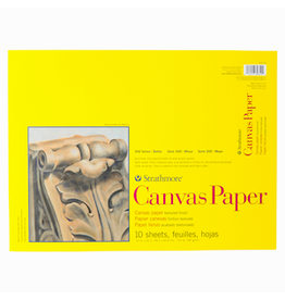 """STRATHMORE CANVAS PAPER PAD 300-SERIES 12""""x16"""""""