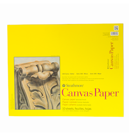 """STRATHMORE CANVAS PAPER PAD 300-SERIES 16""""x20"""""""