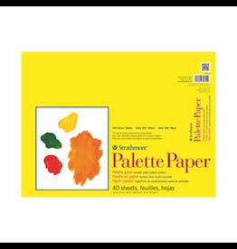 "STRATHMORE PALETTE PAPER PAD 12""x16"""