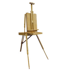 FRENCH EASEL W/LEVEL
