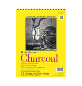 "STRATHMORE CHARCOAL PAD 11""x17"""