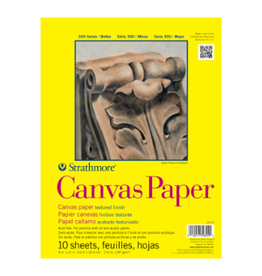 """STRATHMORE CANVAS PAPER PAD 300-SERIES 6x6"""""""