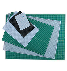 "ALVIN 2-SIDED SELF-HEALING CUTTING MAT 12""X18"""