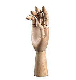 HERITAGE ARTS MANIKIN RIGHT HAND 12''
