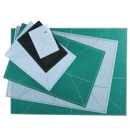 "ALVIN 2-SIDED SELF-HEALING CUTTING MAT 18""X24"""