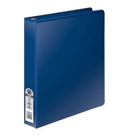 WILSON JONES BASIC R-RING BINDER BLUE 1""