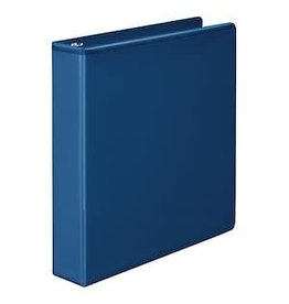 WILSON JONES BASIC R-RING BINDER BLUE 1.5""