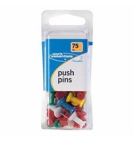SWINGLINE PUSH PINS PACK/75
