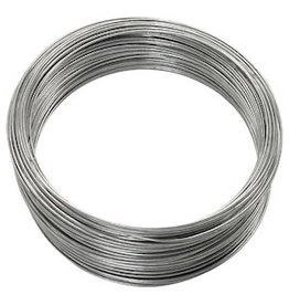 OOK GALVANIZED WIRE STEEL 50' 19-GAUGE
