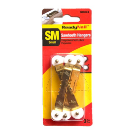 OOK SAWTOOTH HANGER SMALL