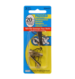 OOK PICTURE HOOKS 20lb