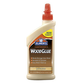 ELMER'S WOOD GLUE 8oz