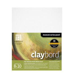 AMPERSAND CLAYBORD 3/4'' CRADLED 8x10