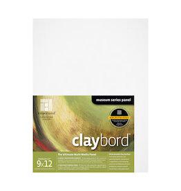"AMPERSAND CLAYBORD 3/4"" CRADLED 9X12"