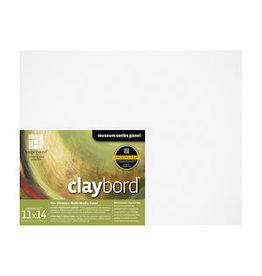 AMPERSAND CLAYBORD 3/4'' CRADLED 11x14