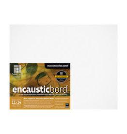 AMPERSAND ENCAUSTICBORD 1.5'' CRADLED 11x14