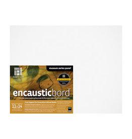 AMPERSAND ENCAUSTICBORD 7/8'' CRADLED 11x14