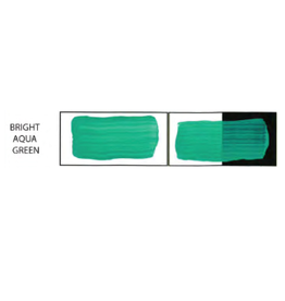 HULL'S HULLS ACRYLIC 16OZ JAR BRIGHT AQUA GREEN