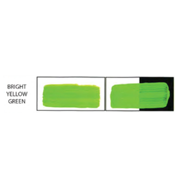 HULL'S HULLS ACRYLIC 16OZ JAR BRIGHT YELLOW GREEN