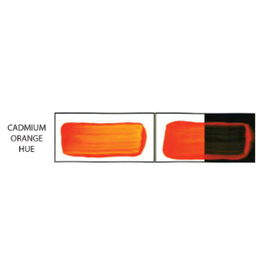 HULL'S HULLS ACRYLIC 16OZ JAR CADMIUM ORANGE HUE