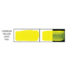 HULL'S HULLS ACRYLIC 16OZ JAR CADMIUM YELLOW LIGHT HUE