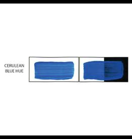 HULLS ACRYLIC 16OZ JAR CERULEAN BLUE HUE