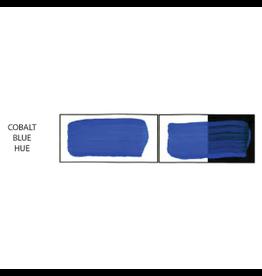 HULLS ACRYLIC 16OZ JAR COBALT BLUE HUE