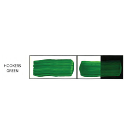 HULL'S HULLS ACRYLIC 16OZ JAR HOOKERS GREEN
