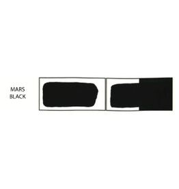 HULLS ACRYLIC 32OZ JAR MARS BLACK