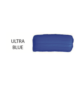HULL'S HULLS TEMPERA 16OZ ULTRA BLUE