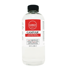 GAMBLIN GAMVAR GLOSS VARNISH 16.9oz