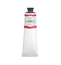 GAMBLIN GAMBLIN ARTIST'S OIL COLOR 150ml CADMIUM RED MEDIUM