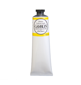 GAMBLIN GAMBLIN ARTIST'S OIL COLOR 150ml HANSA YELLOW LIGHT