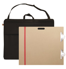 HULL'S  CARRY BAG & DRAWING BOARD COMBO