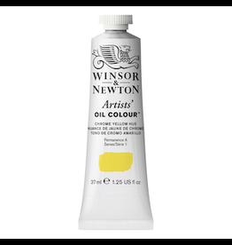 WINSOR & NEWTON ARTISTS' OIL COLOR 37ml TUBE CHROME YELLOW HUE