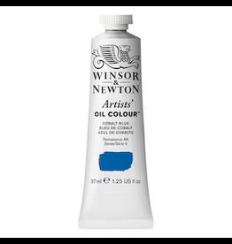 WINSOR & NEWTON ARTISTS' OIL COLOR 37ml TUBE COBALT BLUE