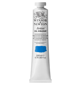 WINSOR & NEWTON ARTISTS' OIL COLOR 200ml TUBE MANGANESE BLUE HUE