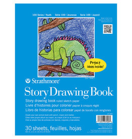 STRATH STORY DRAWING BOOK