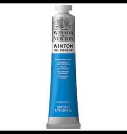 WINSOR & NEWTON WINTON OIL COLOR 200ml TUBE CERULEAN BLUE HUE