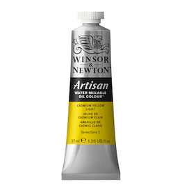 WINSOR & NEWTON ARTISAN 37ml TUBE CADMIUM YELLOW LIGHT
