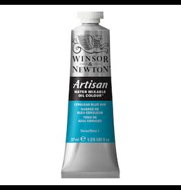 WINSOR & NEWTON ARTISAN 37ml TUBE CERULEAN BLUE HUE
