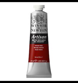 WINSOR & NEWTON ARTISAN 37ml TUBE INDIAN RED