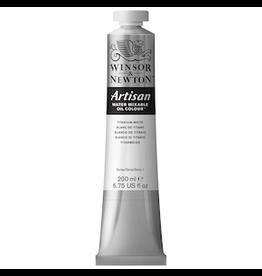 WINSOR & NEWTON ARTISAN 200ml TUBE TITANIUM WHITE