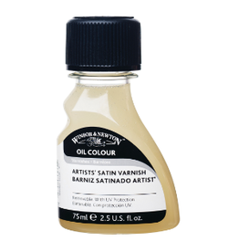 WINSOR & NEWTON ARTISTS SATIN VARNISH 75ml
