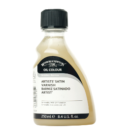 WINSOR & NEWTON ARTISTS SATIN VARNISH 250ml